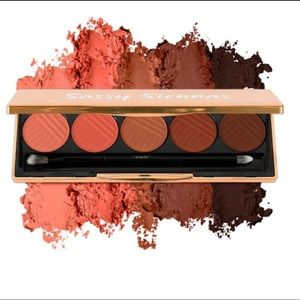 NWT Dose of Colors Sassy Siennas 5 Shades Palette